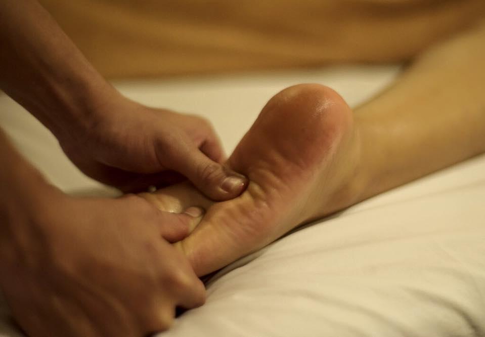 foot longest